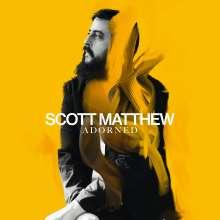"""Scott Matthew (Australien): Adorned (Limited Edition) (exklusiv für jpc!), 1 LP und 1 Single 7"""""""