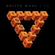 Dritte Wahl: 3D (Limited Bonus-Track Box), 1 CD und 1 Merchandise