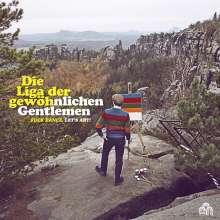 Die Liga Der Gewöhnlichen Gentlemen: Fuck Dance, Let's Art, CD