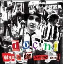 D.O.C.H!: Was in der Zeitung steht, Maxi-CD