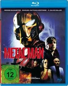 Metal Man (Blu-ray), Blu-ray Disc