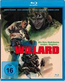Willard (Blu-ray), Blu-ray Disc