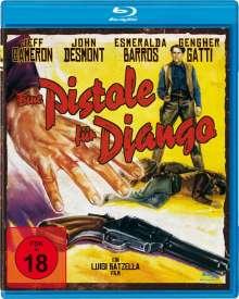 Eine Pistole für Django (Blu-ray), Blu-ray Disc