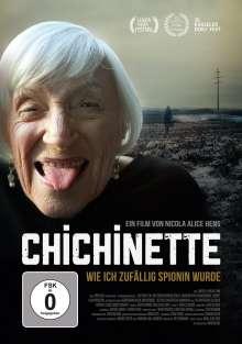 Chichinette - Wie ich zufällig Spionin wurde, DVD