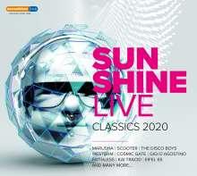 Sunshine Live Classics 2020, 2 CDs