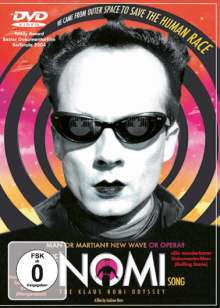 The Nomi Song, DVD