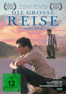Die große Reise, DVD