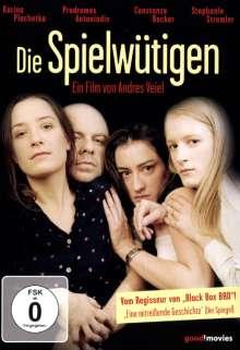 Die Spielwütigen, DVD
