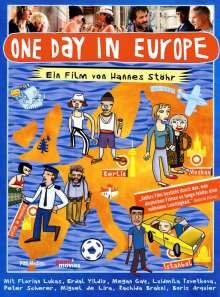 One Day in Europe, DVD