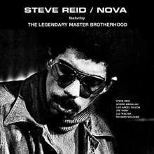 Steve Reid (1944-2010): Nova (Reissue) (Limited Edition) (Red Vinyl), LP