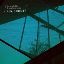 Conrad Schnitzler & Frank Bretschneider: Con-Struct, LP