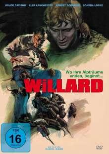 Willard, DVD