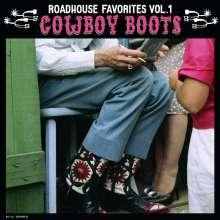Roadhouse Favorites Vol.1 - Cowboy Boots, LP