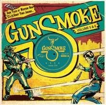 Gunsmoke Volume 5 & 6, CD