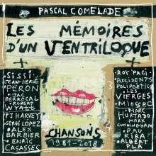 """Pascal Comelade: Les Mémoires D'un Ventriloque (Chansons 1981-2018) (Limited Edition), 2 Singles 10"""""""