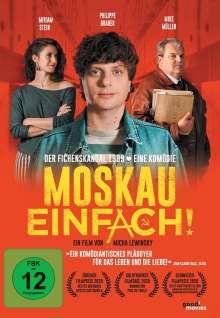 Moskau einfach!, DVD