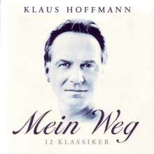 Klaus Hoffmann: Mein Weg, CD