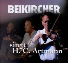 Konrad Beikircher: Konrad Beikircher singt H. C. Artmann, 2 CDs