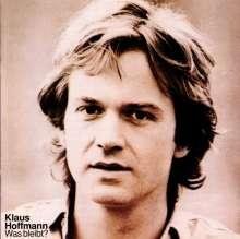 Klaus Hoffmann: Was bleibt?, CD