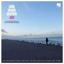 Colin Steele (geb. 1968): Joni, CD