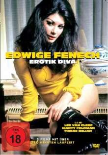 Edwige Fenech - Erotik Diva, DVD
