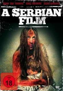 A Serbian Film, DVD