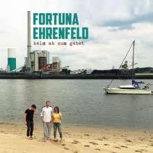 "Fortuna Ehrenfeld: Helm ab zum Gebet, Single 7"""