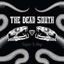 The Dead South: Sugar & Joy (Limited Edition) (Black/White Split Vinyl) (exklusiv für jpc!), LP