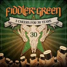 Fiddler's Green: 3 Cheers For 30 Years!, CD