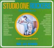 Studio One Rockers, 2 LPs