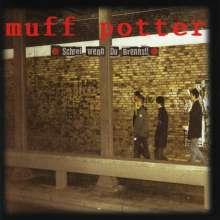 Muff Potter: Schrei wenn du brennst (Reissue) (Colored Vinyl), LP