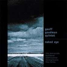 Geoff Goodman (geb. 1956): Naked Eye, CD