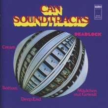 Can: Filmmusik: Soundtracks (Remastered), CD