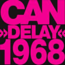 Can: Delay 1968 (Remastered), CD