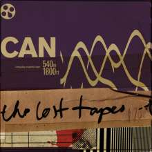 Can: The Lost Tapes, 3 CDs