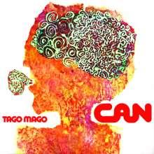 Can: Tago Mago (Limited Edition) (Orange Vinyl), 2 LPs