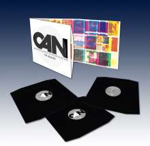 Can: The Singles, 3 LPs