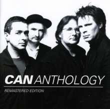 Can: Anthology 25 Years (Remastered), 2 CDs