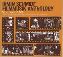 Irmin Schmidt (geb. 1937): Filmmusik: Filmmusik Anthology 4 & 5  (Digipack), 2 CDs