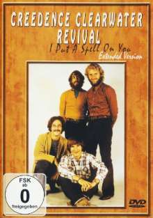 Creedence Clearwater Revival: I Put A Spell On You, DVD