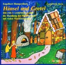 Engelbert Humperdinck: Hänsel Und Gretel, CD