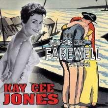 Kay Cee Jones: The Japanese Farewell Song, CD
