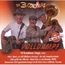 3 Colonias: Volldampf, CD