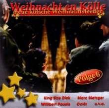 Weihnacht en Kölle Folge 6, CD
