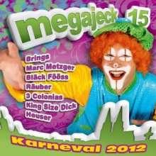 Megajeck 15: Karneval 2012, CD