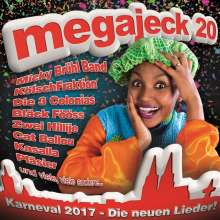 Megajeck 20, CD