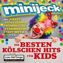 Minijeck 4, CD