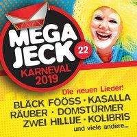 Megajeck 22, CD