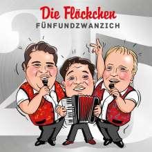 Die Flöckchen: Fünfundzwanzich, CD