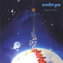 Embryo: Bremen 1971, CD